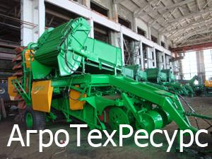 картофелеуборочные комбайны в Казани