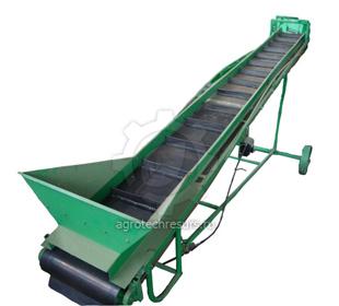 Ленточные конвейеры как часть сельскохозяйственной техники